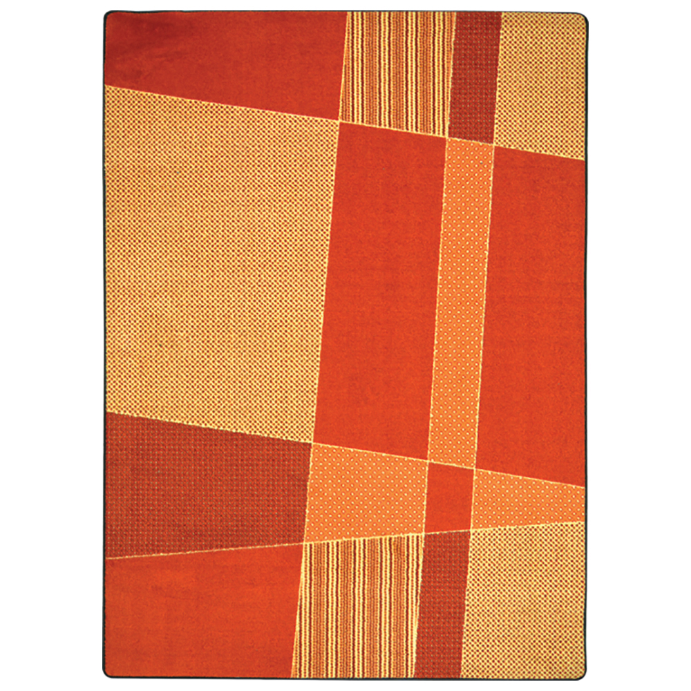 Joy Carpets Spazz™ Teen Area Rugs