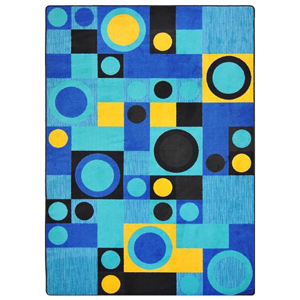 Joy Carpets City Block™ Teen Area Rugs