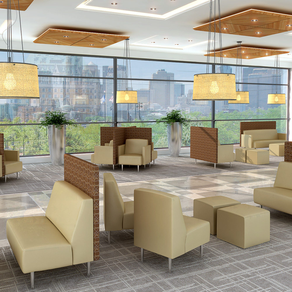 HPFI® Eve Oasis Lounge Seating
