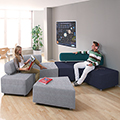 HABA® Boomerang Lounge Seating