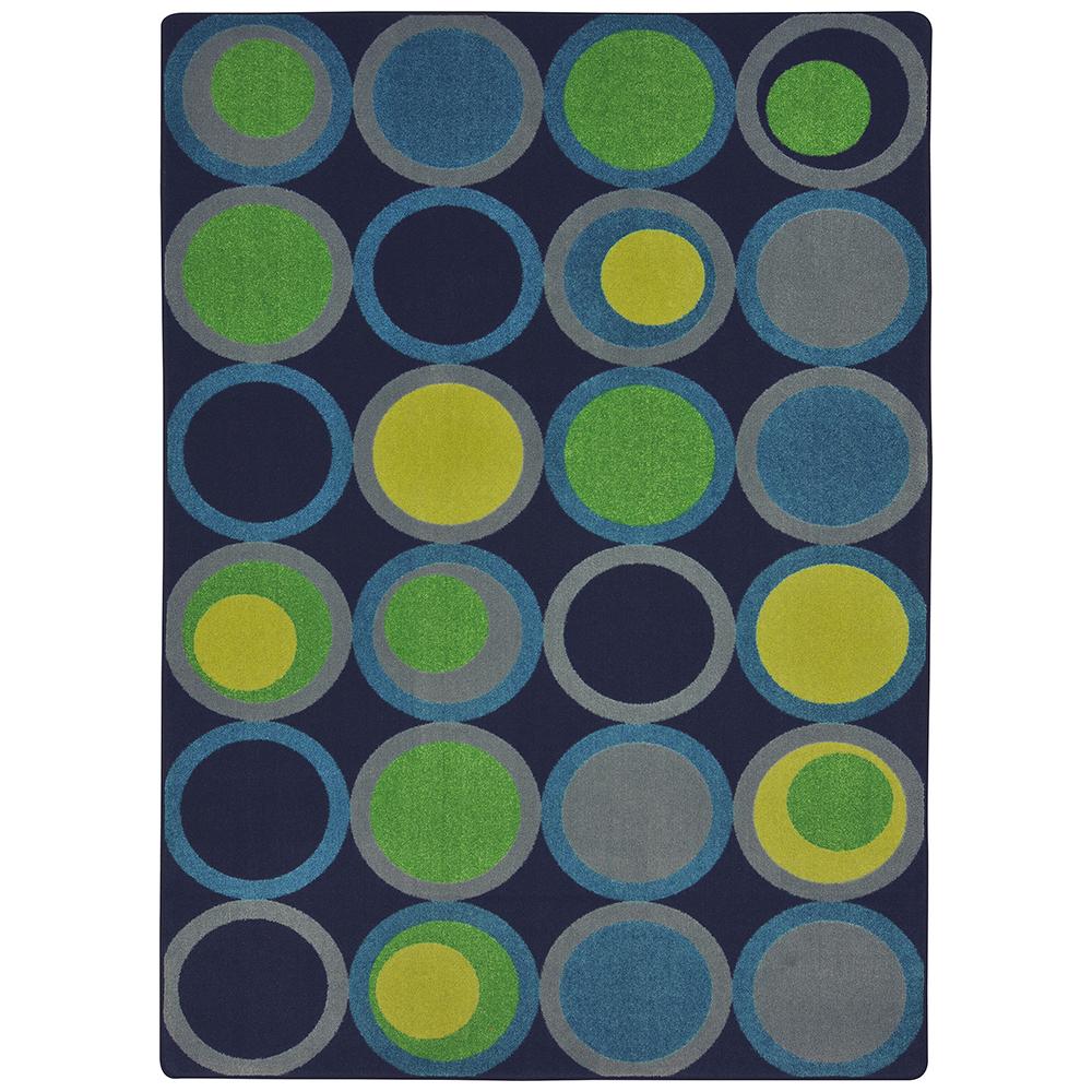 Joy Carpets Circle Back™ Teen Area Rugs