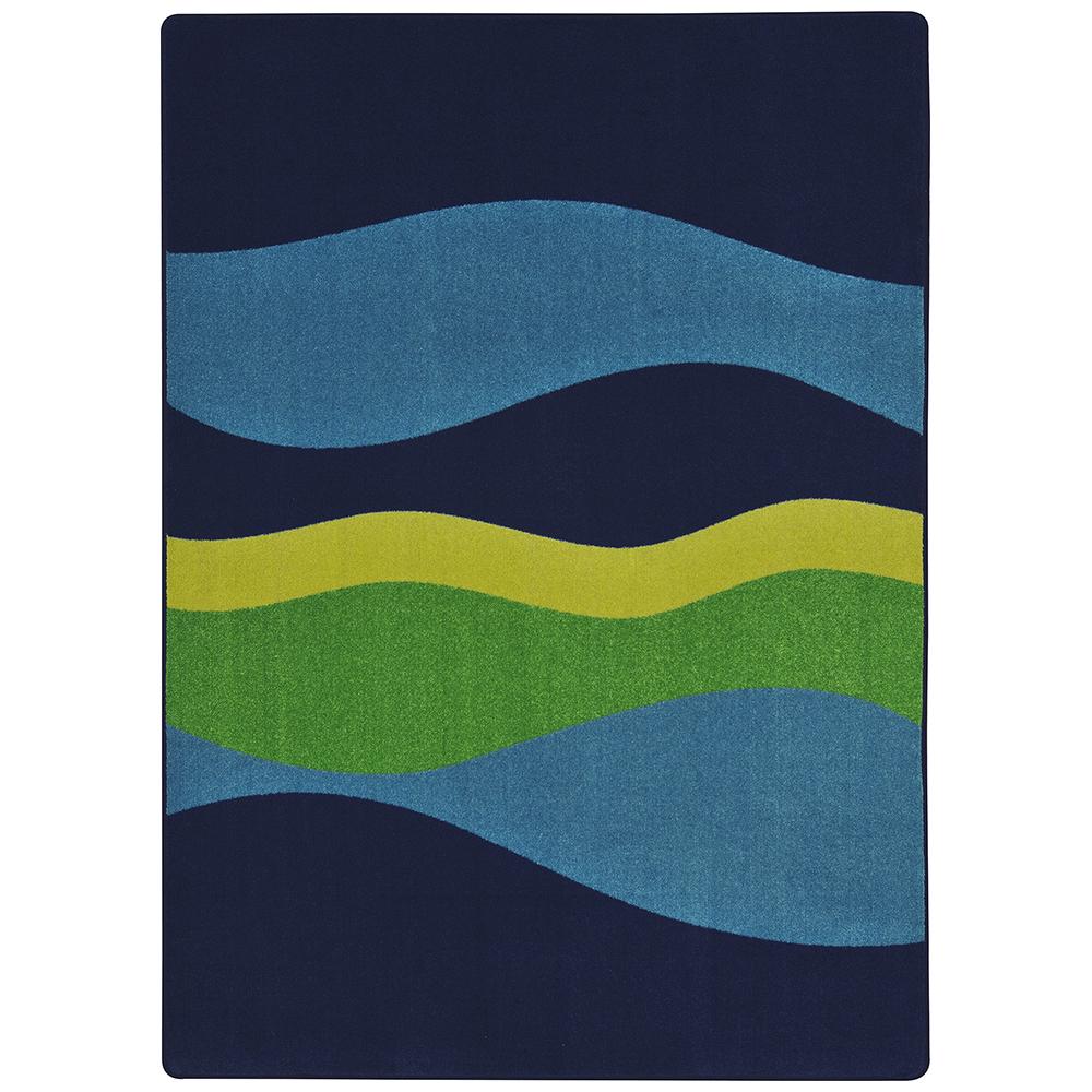 Joy Carpets Flow™ Teen Area Rugs