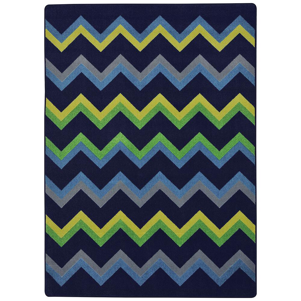 Joy Carpets Sonic™ Teen Area Rugs