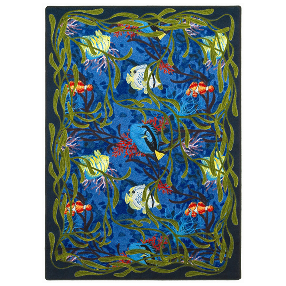 Joy Carpets Under the Sea™ Teen Area Rugs