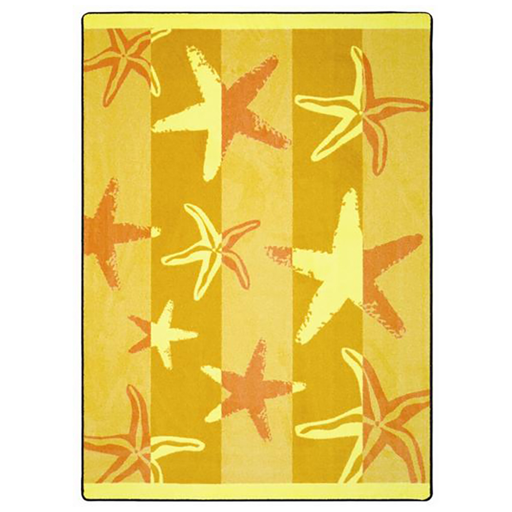 Joy Carpets Starfish™ Teen Area Rugs