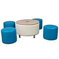 HPFI® Flex Collaborative Ottomans