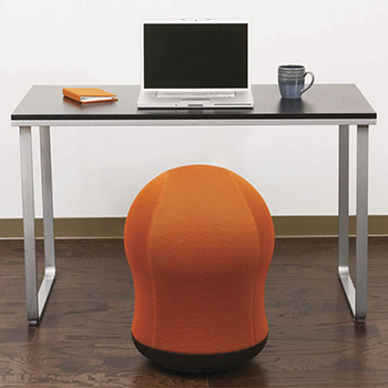 SAFCO® Zenergy™ Swivel Ball Chair