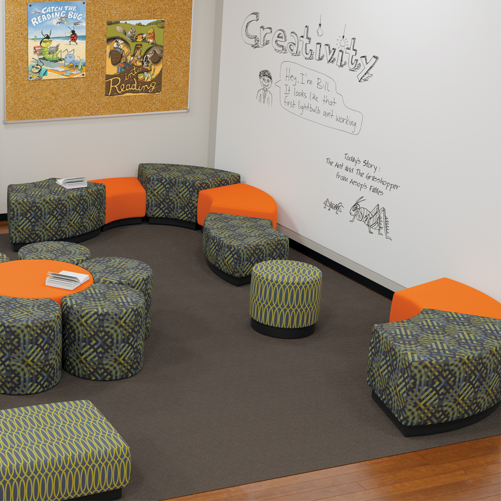 Best-Rite® Configurable Soft Seating