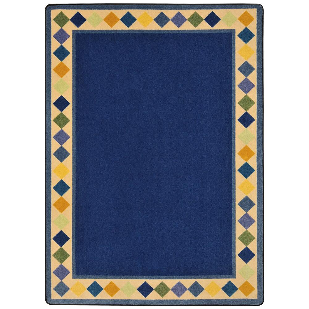 Joy Carpets Delightful Diamonds™ Teen Area Rugs