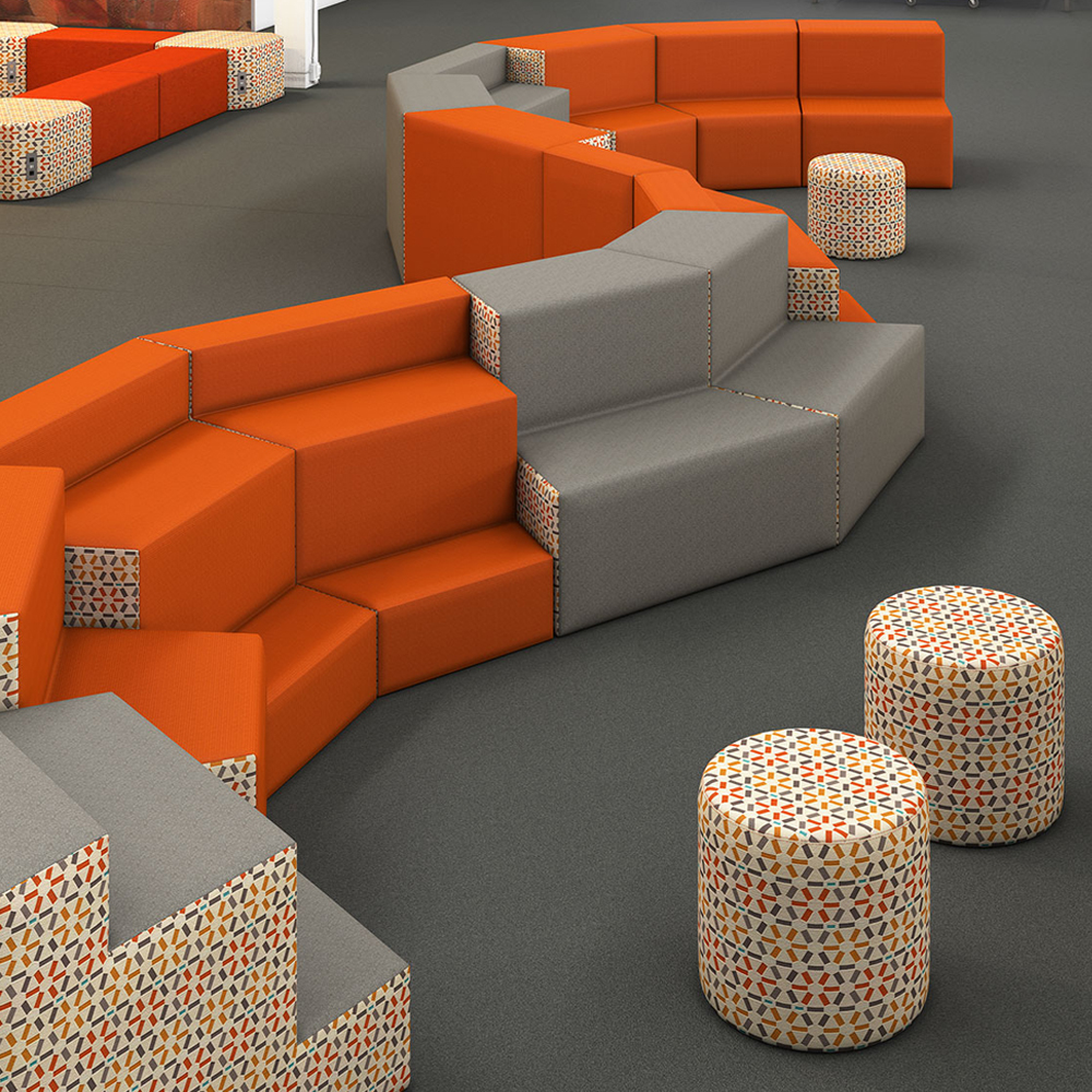 HPFI® Flex Tier Lounge Seating