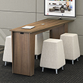 HPFI® Matrix Social Tables - Rectangle Top