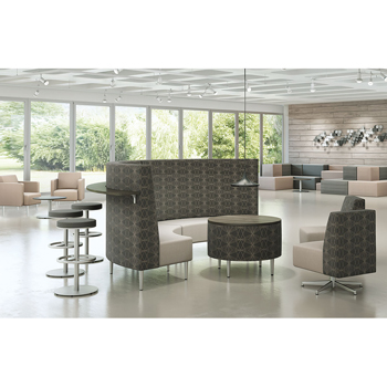Lounge Furniture Collections Hpfi Eve Curved Lounge Seating