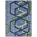 Joy Carpets Double Helix™ Teen Area Rugs