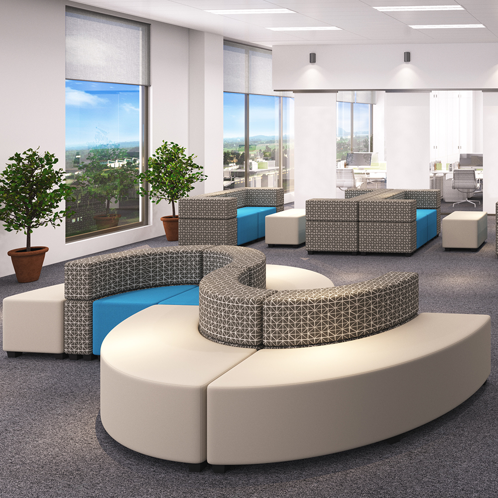 Russwood® Connect Lounge Seating