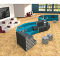 MooreCo® Elevate Steps Tieres Soft Seating