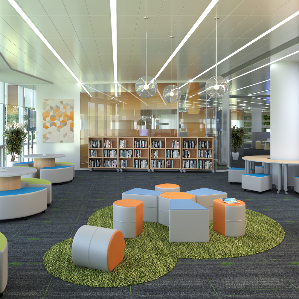 Russwood® Zipit & Rollit Soft Seating