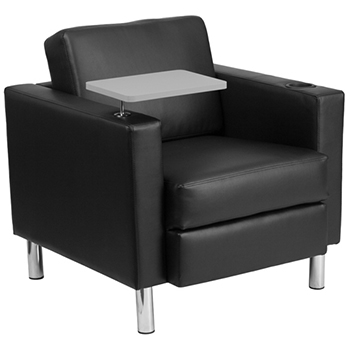 Library furniture nugget tablet lounge chair - Library lounge chairs ...