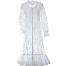 Pintuck Embossed Robe