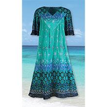 Ocean Breeze Patio Dress