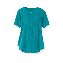 Fabulous Tunic Top - Turquoise