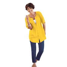 Fabulous Tunic Top - Yellow