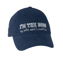 I'm the Boss Cap