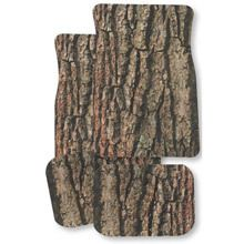Oak Bark Car Mat Set