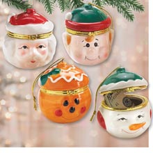 Trinket Box Ornaments
