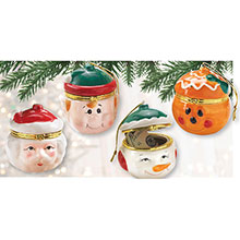 Trinket Box Ornaments