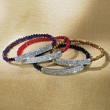 Gold Shimmering Bracelet