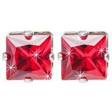 Set of 36 Brilliant Crystal Earrings