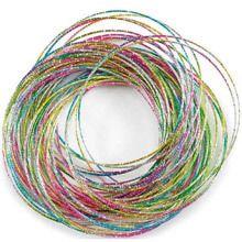 50-Bangle Bracelet - Pastel