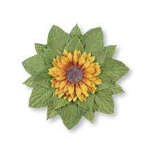 Sunflower Placemats - Set of 4