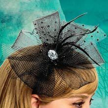 Halloween Bling Headband