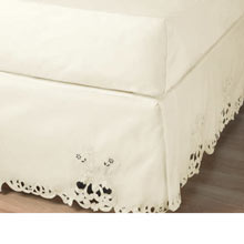 Cutwork Bedding Accessories