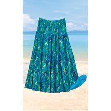 Printed Reversible Skirt