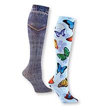 Snazzy Trouser Socks
