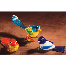 Art Glass Birds