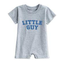 Little Guy Infant Romper Tee