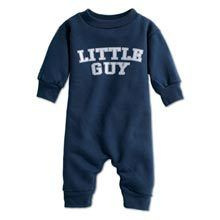 Little Guy Infant Sweat Romper