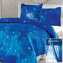 Celestial Dreams Duvet Set & Accessories