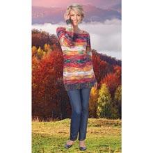 Multi-Color Sweater Tunic