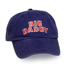 Big Daddy Adult Cap