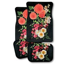 Botanical Car Mat Set