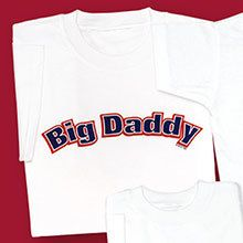 Big Daddy Adult Tee
