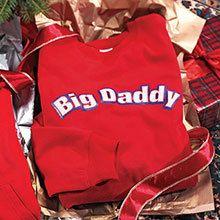 Big Daddy Adult Sweatshirt