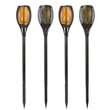 Solar Torch Light Set