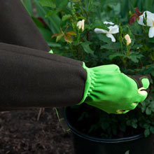 Pruning Gardening Gloves- Green-Large