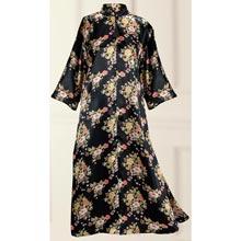 Flowery Black Robe