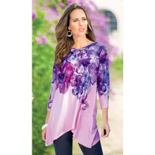 Purple Fusion Top